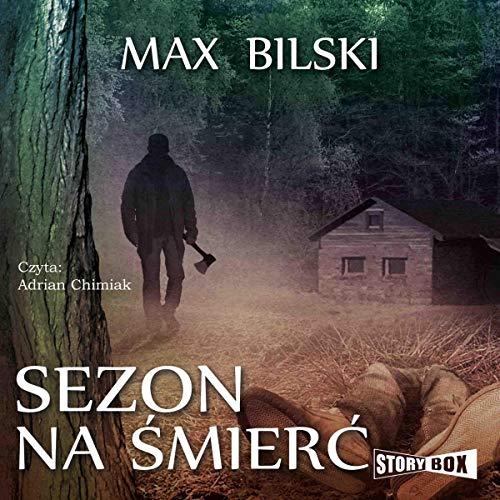 Sezon na śmierć audiobook cover art