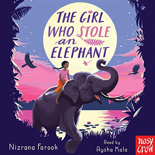 The Girl Who Stole an Elephant cover art