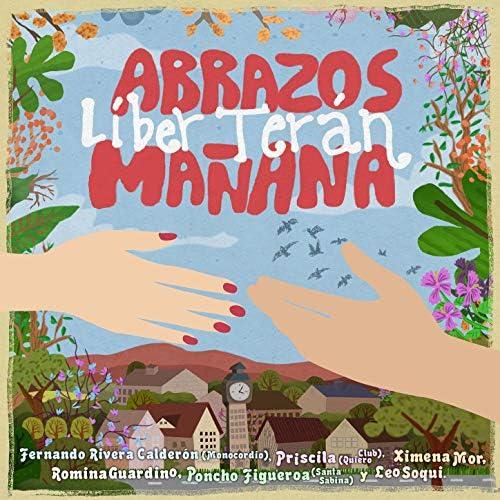 Liber Terán, Fernando Rivera Calderón & Romina Guardino feat. Priscila, Ximena Mor, Poncho Figueroa & Leo Soqui