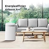 Comfee Eco FriendlyPro Mobiles Klimagerät, 1150 W, 230 V, Weiss, 46,7 x 39,7 x 76,5cm - 2