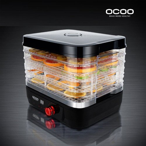 Best Deals! OCOO Mini Food Dryer, Food Dehydrators OCD-500B 5th Floor 200V, 60Hz