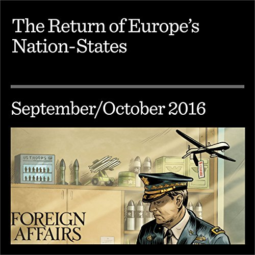 The Return of Europe's Nation-States audiobook cover art