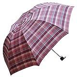 LYJZH Taschenschirm – Reise/Golfschirm, leicht stabil Kompakt Schirm für Reisen & Business UV-Schutz, stark wasserabweisend, dreifacher Regenschirm, Farbe4 95cm