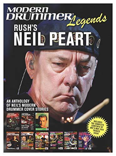 Modern Drummer Legends: Rush's Neil Peart - an Anthology of Neil's Modern Drummer Cover Storiesの詳細を見る