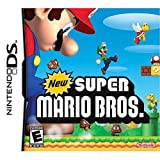 New moves. New Super Mario Bros. expands Mario's arsenal of moves to include some very powerful advanced techniques. Run, jump, and stomp your way through raging volcanoes, tropical islands, snow capped peaks, and unimaginable challenges! Grab a Mega...