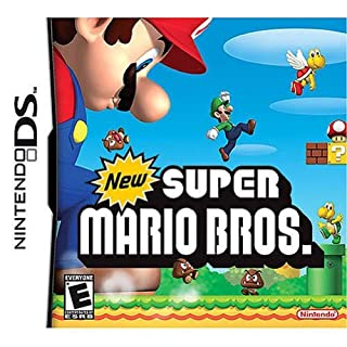New Super Mario Bros by Artist Not Provided (B000ERVMI8) | Amazon price tracker / tracking, Amazon price history charts, Amazon price watches, Amazon price drop alerts