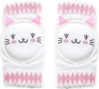 Molinter, Rodilleras para bebé (transpirables, ajustables, con esponja, 0 – 4 años)