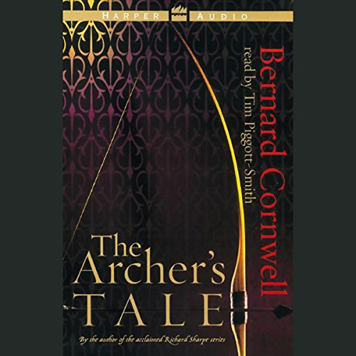 The Archer's Tale audiobook cover art