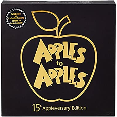 Mattel Games Apples to Apples 15th Appleversary Edition