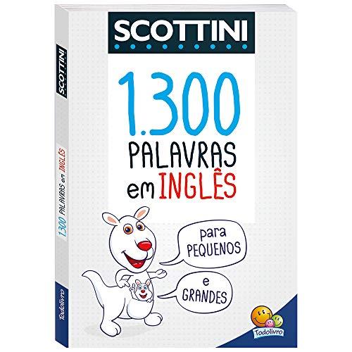 Scottini 1300 Palavras em Inglês