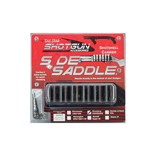 Mossberg 500 Side Saddle