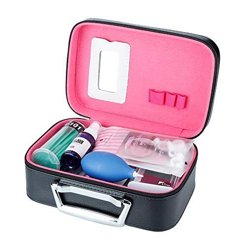 Wimpernverlängerung Kits, Professionelle Wimperntransplantation Ausbildung Pinzette Ring Tasse Wimpernverlängerung Tool Kit für Neue Anfänger (22 stücke Set)
