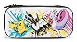 PowerA Stealth CASE KIT Pokemon Battle Pack d'Accessoires Console compatible:NIN.SWITCH LITE