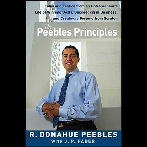 The Peebles Principles cover art