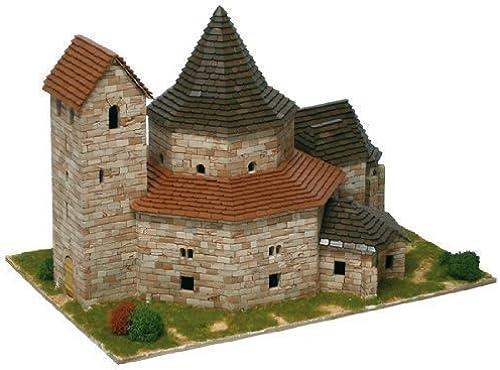 connotación de lujo discreta Ottmarsheim Abbey Model Model Model Kit by Aedes-Ars  punto de venta barato