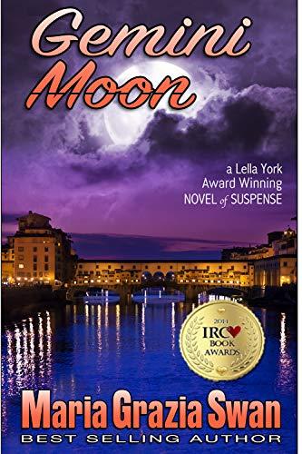 Gemini Moon: Murder under The Italian Moon (Lella York Mysteries Book 1)