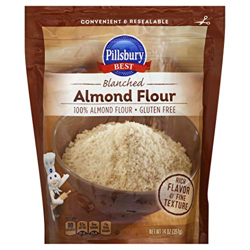 Pillsbury Best Blanched Almond Flour, 14-Ounce (Pack of 6)