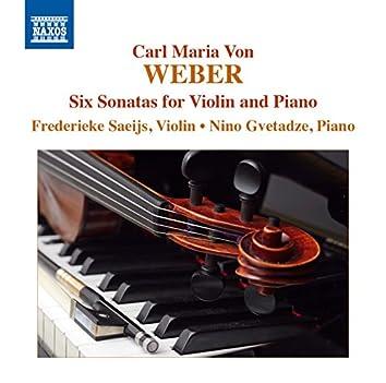 6 Violin Sonatas, Op. 10b