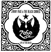 Live at the Greek by Jimmy Page & Black Crowes Enhanced, Extra tracks, Live edition (2000) Audio CD by Unknown (0100-01-01?