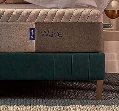 Casper Sleep Wave Foam Mattress, Queen, 2020 Model