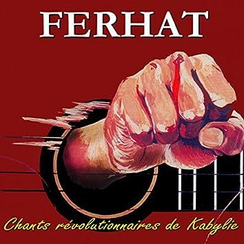 Chants révolutionnaires de Kabylie