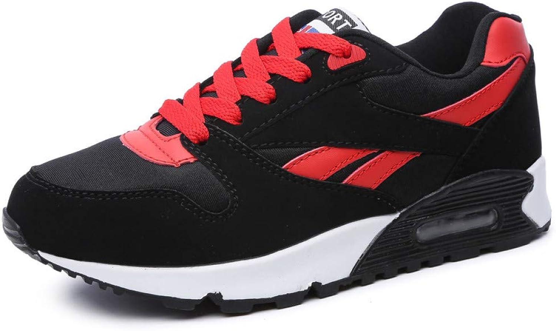 JIAODANBO Herbst Sport Kissen Männer Und Frauen Schuhe Lässige Mode Mode Mode Atmungsaktive Schuhe Plattform Laufschuhe  98708c