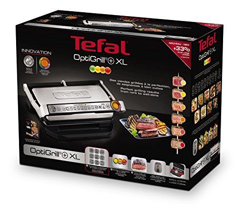 Tefal Optigrill+ XL GC722D16