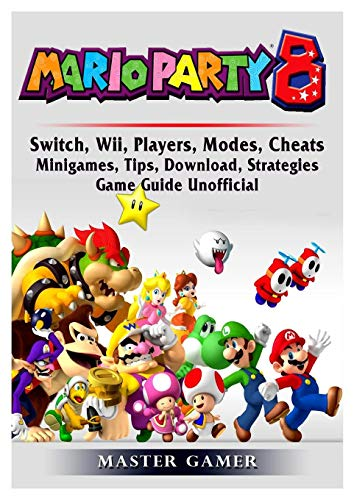 Gamer, M: Super Mario Party 8, Switch, Wii, Players, Modes,