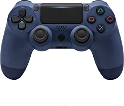 $45 » YTKJ for Playstation 4 Controller Wireless, Rechargeable Battery Wireless Controller, Game Controller with Dual Vibration/...