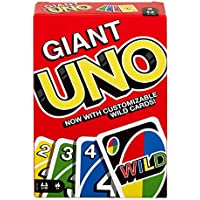 Mattel Games Classic Giant UNO Card Game