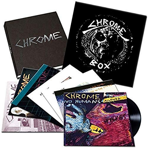 Chrome Box [Vinyl LP]