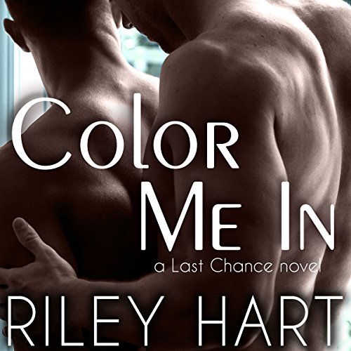Color Me In audiobook cover art