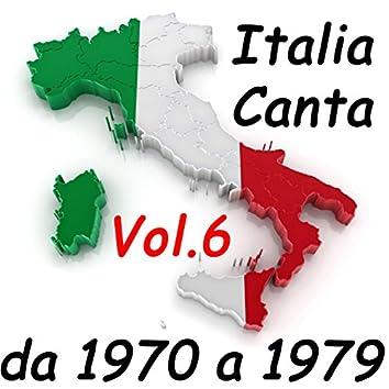 Italia canta Vol. 6 da 1970 a 1979