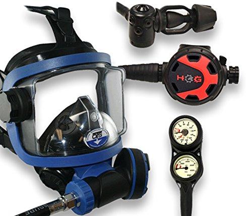 Ocean Technologies Guardian Fullface Mask Package