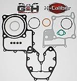 QUALITY Hi-Caliber Powersports Parts Top End Engine Motor Gasket Kit for 2003-2005 Honda TRX 650 Rincon FA/FGA
