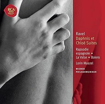 Ravel Daphnis et Chloé Suites; Bolero: Classic Library Series