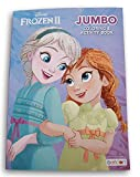 Baby Princesses Anna and Elsa Coloring and Activity Book - 96 Pages