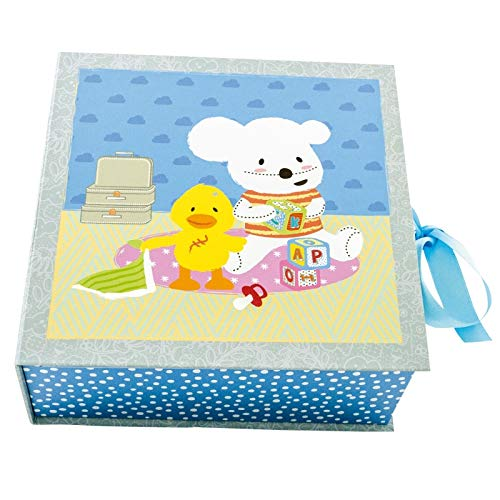 Imaginarium Top-Moments Baby Box Caja de Recuerdos Especiales para bebé
