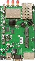 MikroTik - RB953GS-5HNT-RP - ルーターボード 953GS-5HnT-RP 720MHz CPU、128MB RAM、3x Gigabit LAN、2x Celeron、5GHz
