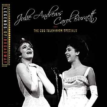 Julie Andrews and Carol Burnett: The CBS Television Specials