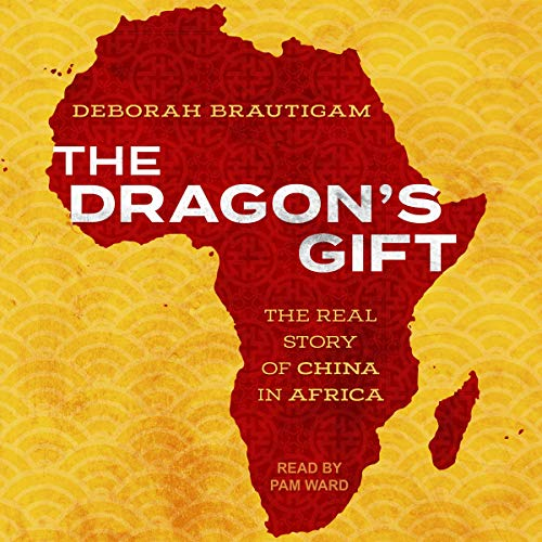 Couverture de The Dragon's Gift