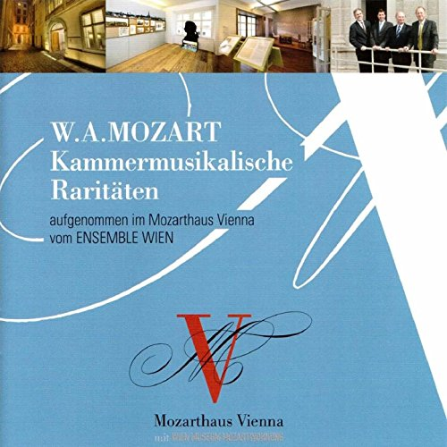 Divertimento für zwei Violinen, Viola, Bass und zwei Hörner in B Major, K. 287