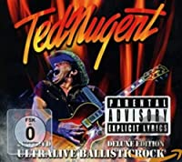 Ultralive Ballisticrock (2cd/DVD Deluxe Edition)