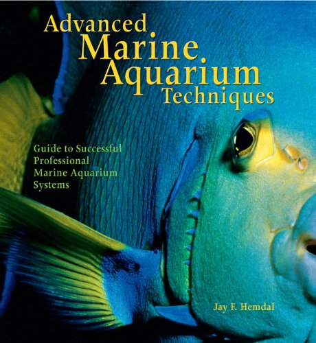 Advanced Marine Aquarium Techniques (English Edition)