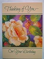 Sunshineグリーティングカード、誕生日