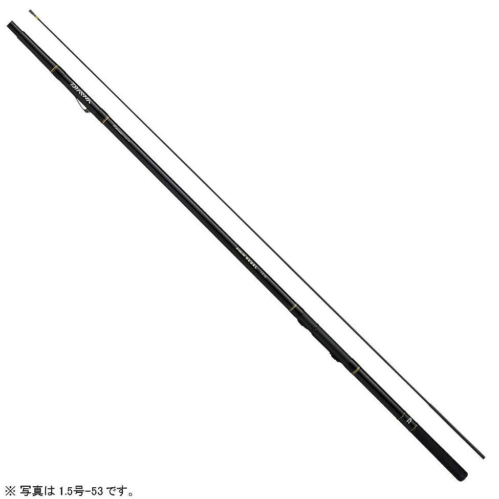 盗賊交通渋滞本能ダイワ(Daiwa) 磯竿 スピニング インターライン リーガル 1.5-53 釣り竿