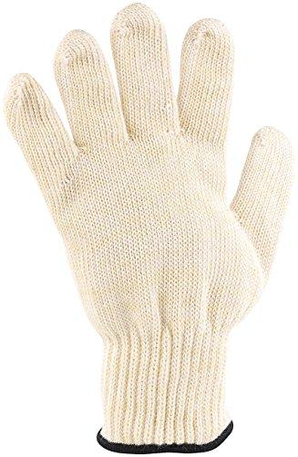 Rosenstein & Söhne Ofenhandschuhe: Hitzebeständiger Grillhandschuh in Universalgröße, bis 250 °C (Hitzeschutzhandschuh)