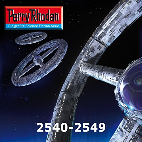 Perry Rhodan, Sammelband 15 audiobook cover art