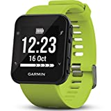 Garmin Forerunner 35 GPS Running Watch with Wrist-Based Heart Rate and Workouts - Green (Limelight Green)