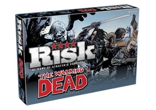Risk Risk Walking Dead Board Game by Risk